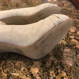 Style & Co Shoes - Style & Co. Kathryn Silver size 8